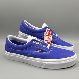 NEW Vans Era Retro Sport Royal Blue White (purple)